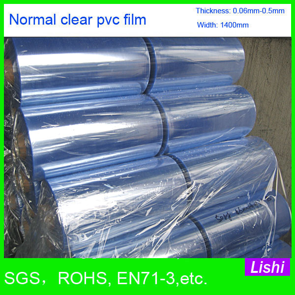 pvc normal clear film_pvc soft fim_pvc film roll