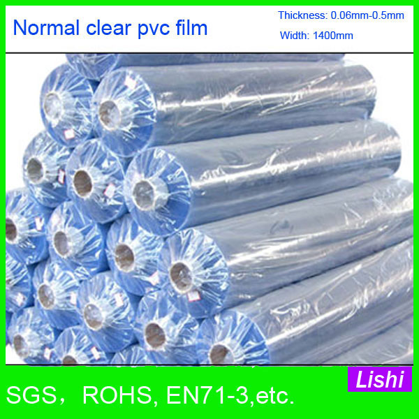 normal clear pvc film_clear pvc film_pvc film sheet